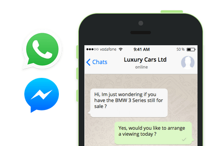 Live Car Dealer Chat Software